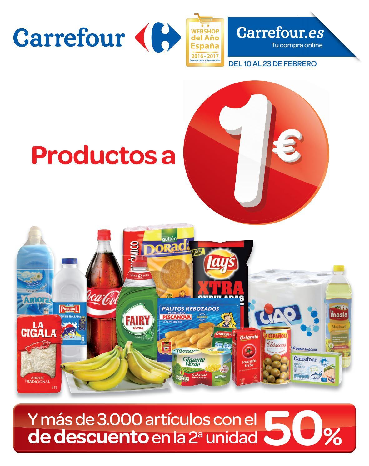 2a Unidad 70 By Ofertas Supermercados Issuu ~ Pinzas Sujeta Sabanas Carrefour