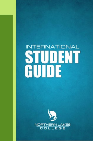 International Student Guide by Northern Lakes College - issuu