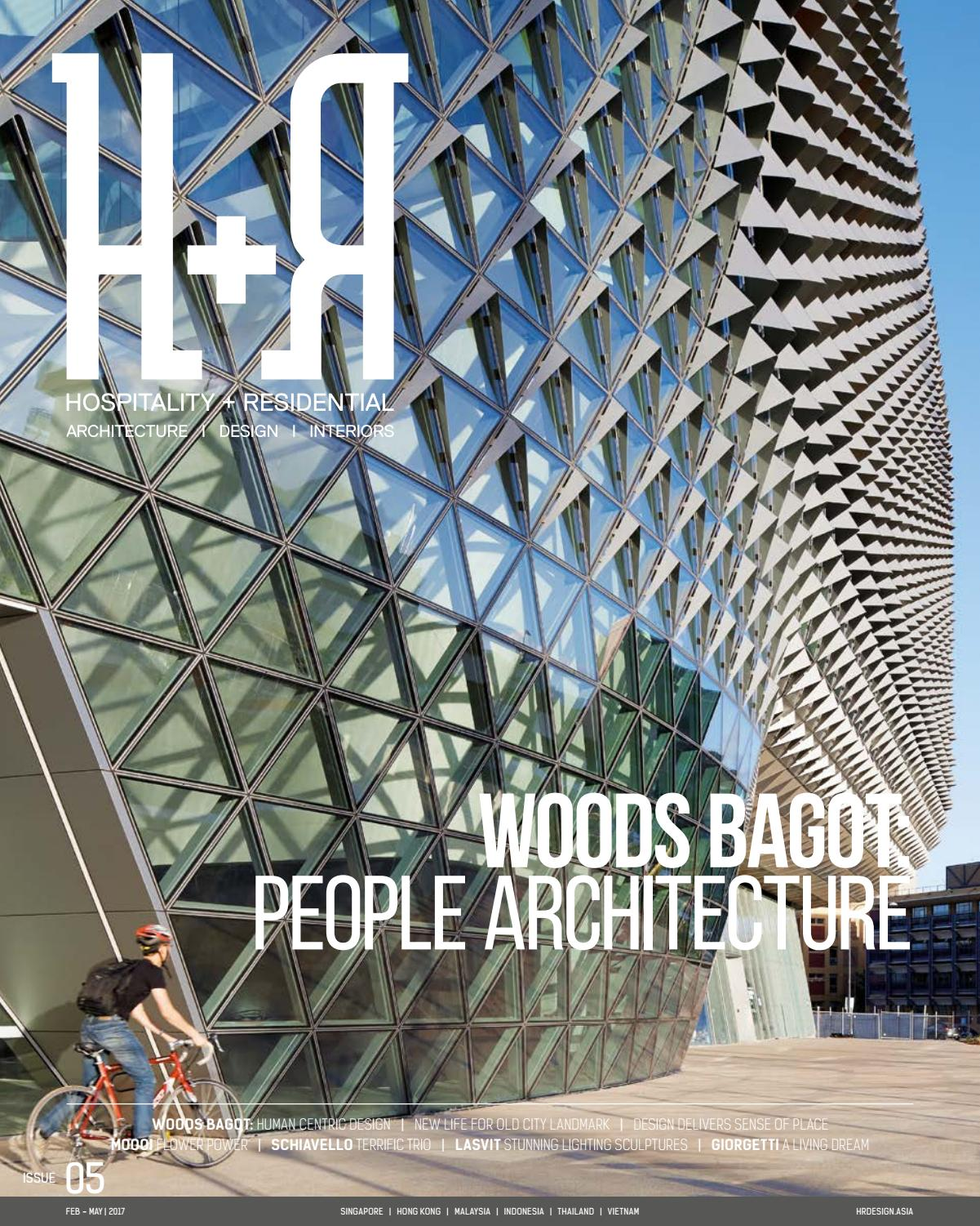 H r issue 05 hospitality residential architect for Architectural design issues
