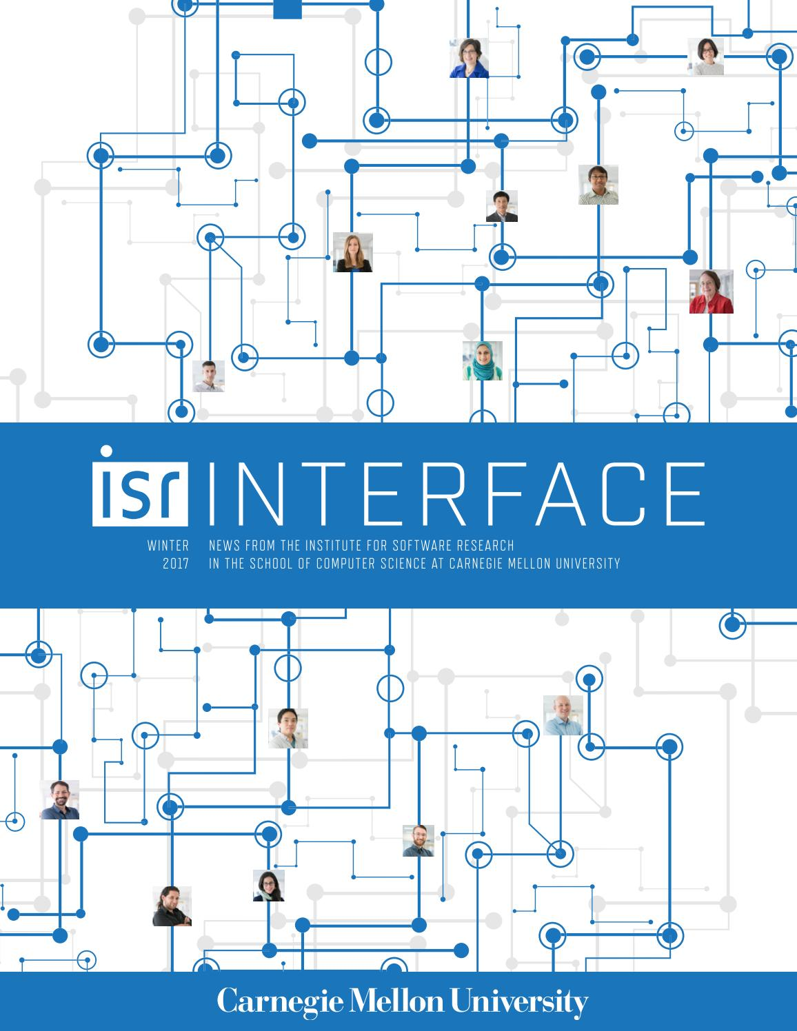 Isr Interface Winter 2017 By Institute For Software Research At Scientificcalculatorcircuitboardmadeinchinajpg Carnegie Mellon University Issuu