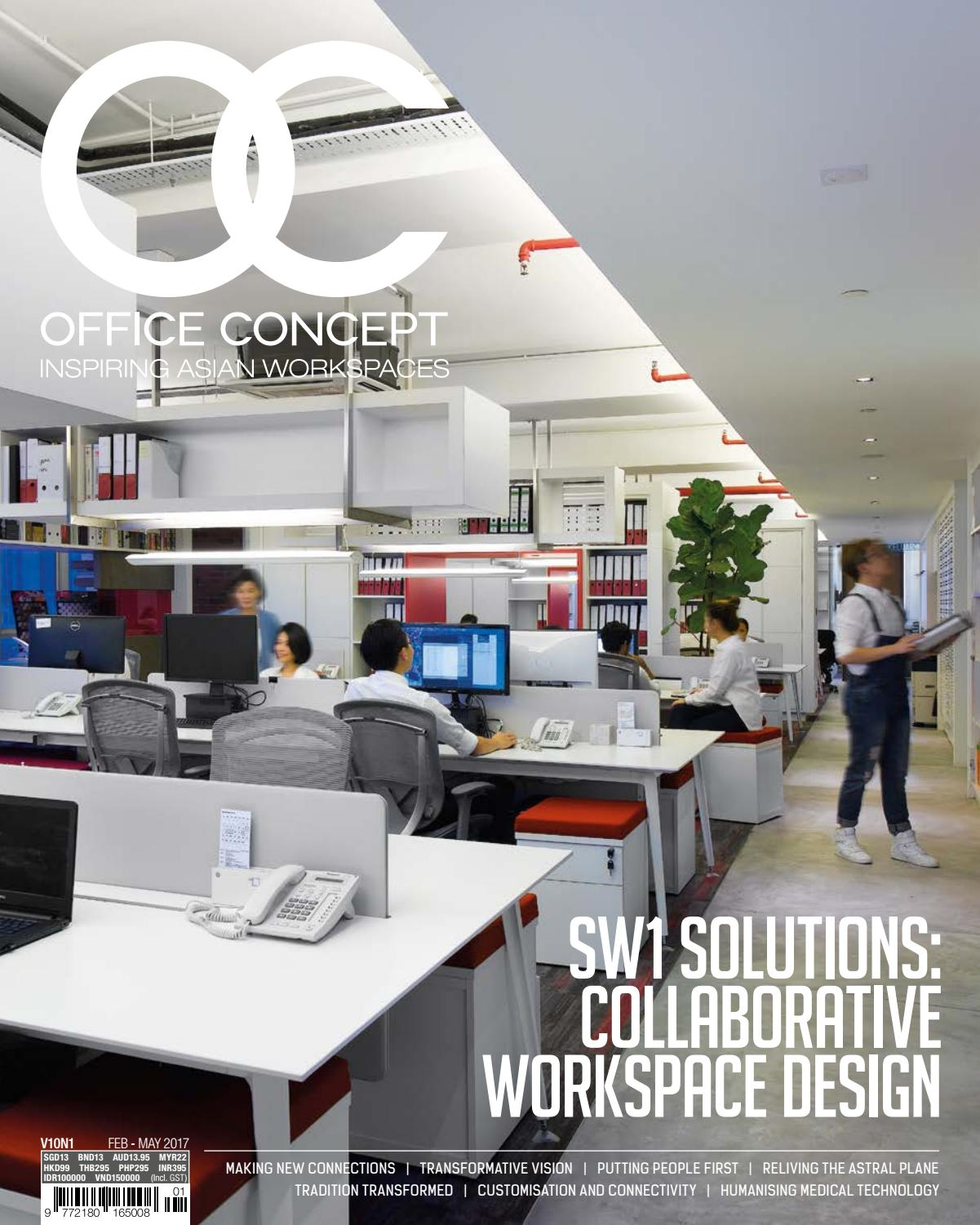 Office Concept V10n1 By Office Concept Magazine Issuu