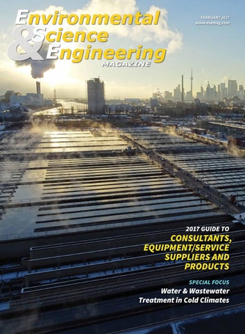 3451288ef75144 Environmental Science   Engineering Magazine (ESEMAG) February 2017 ...