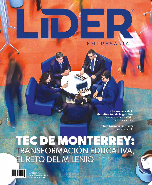 Revista Líder Empresarial No. 265 by Revista Líder Empresarial - issuu
