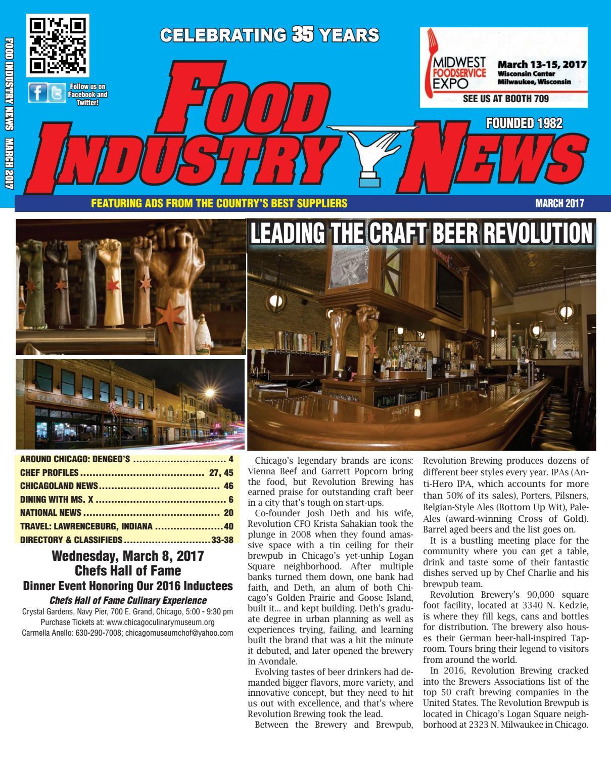 Food Industry News March 2017 web by FoodIndustryNews - issuu