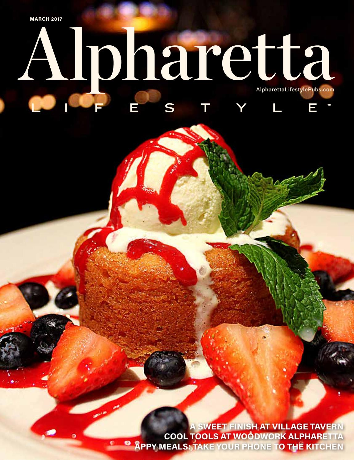 Alpharetta March 2017 By Lifestyle Publications