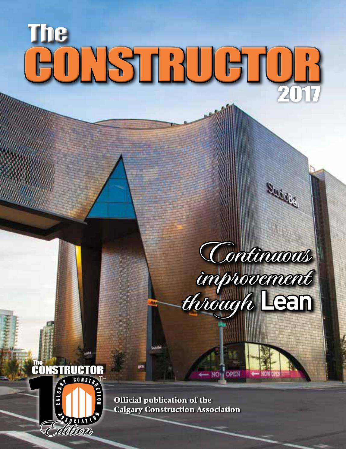 The Constructor 2017 By Issuu Mao Tayo Parking Area 660 204