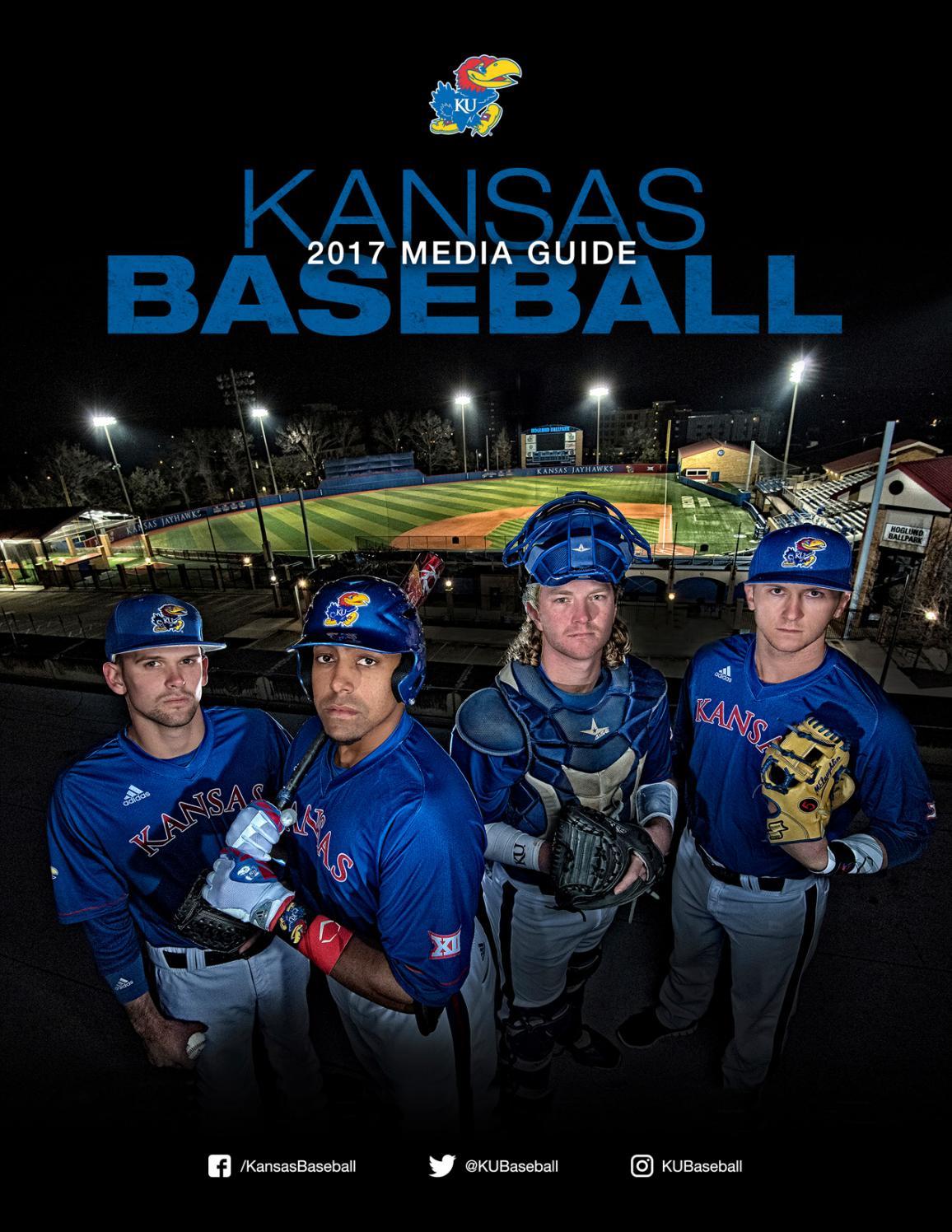 130e1a9fd 2017 Kansas Baseball Media Guide by Kansas Athletics - issuu