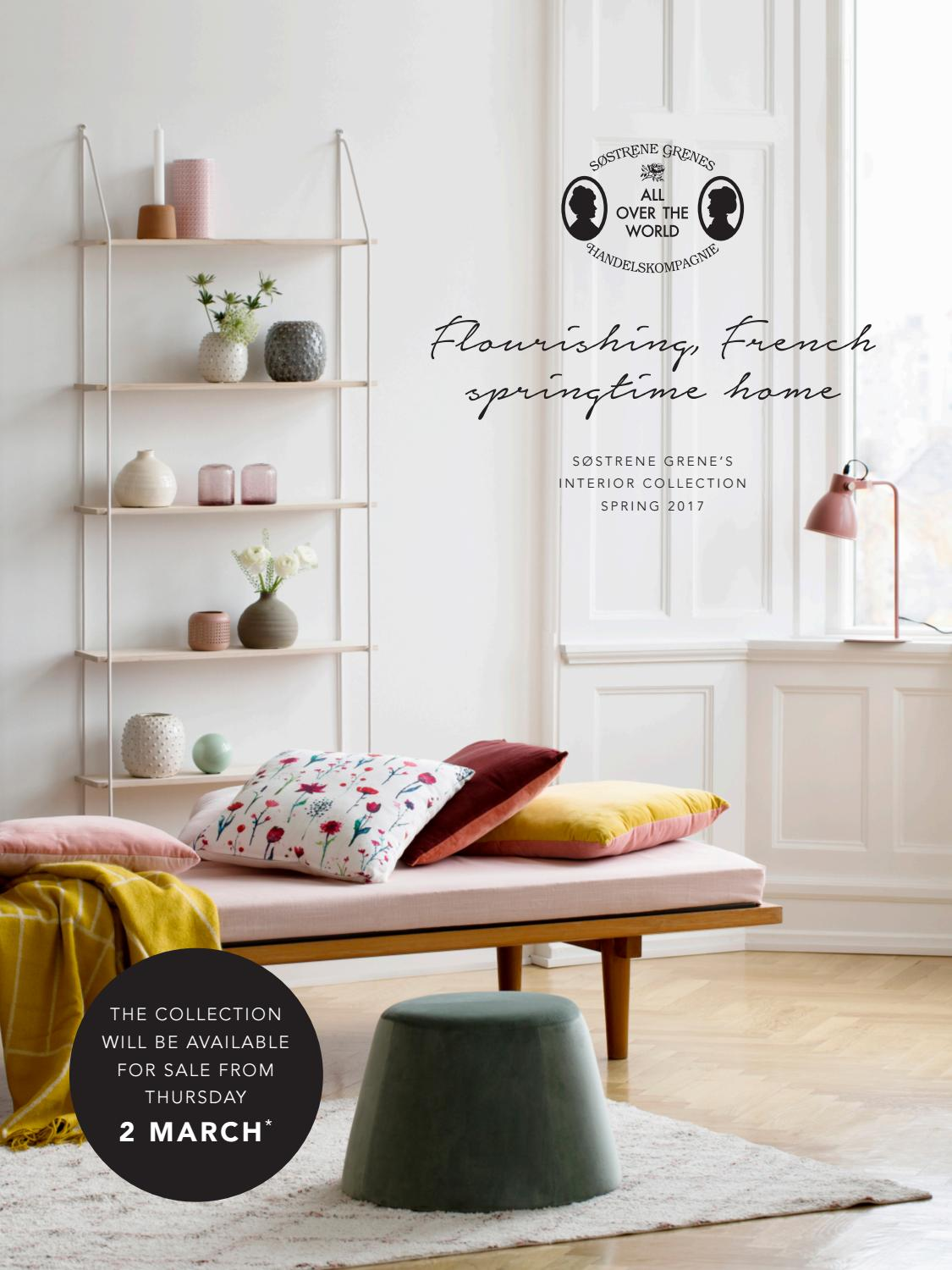 En mobile s strene grene s interior collection for Home interior collection