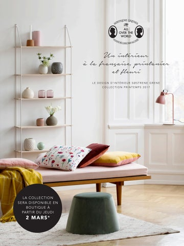 Søstrene Collection Grene Printemps Fr 2017 D'intérieur Design Le vO0mN8wn