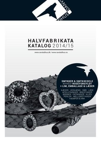 fe1da075e8c Halvfabrikata katalog 2014/15 by Ravstedhus - issuu