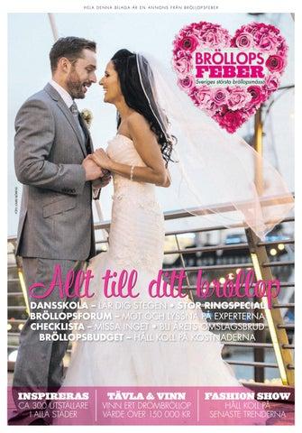 0b0df4dfed70 Bröllopsfeber mässtidning 2017 by Bröllopsfeber - issuu