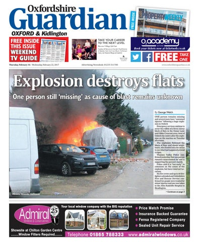 23 march 2017 oxfordshire guardian wantage by Taylor Newspapers ...