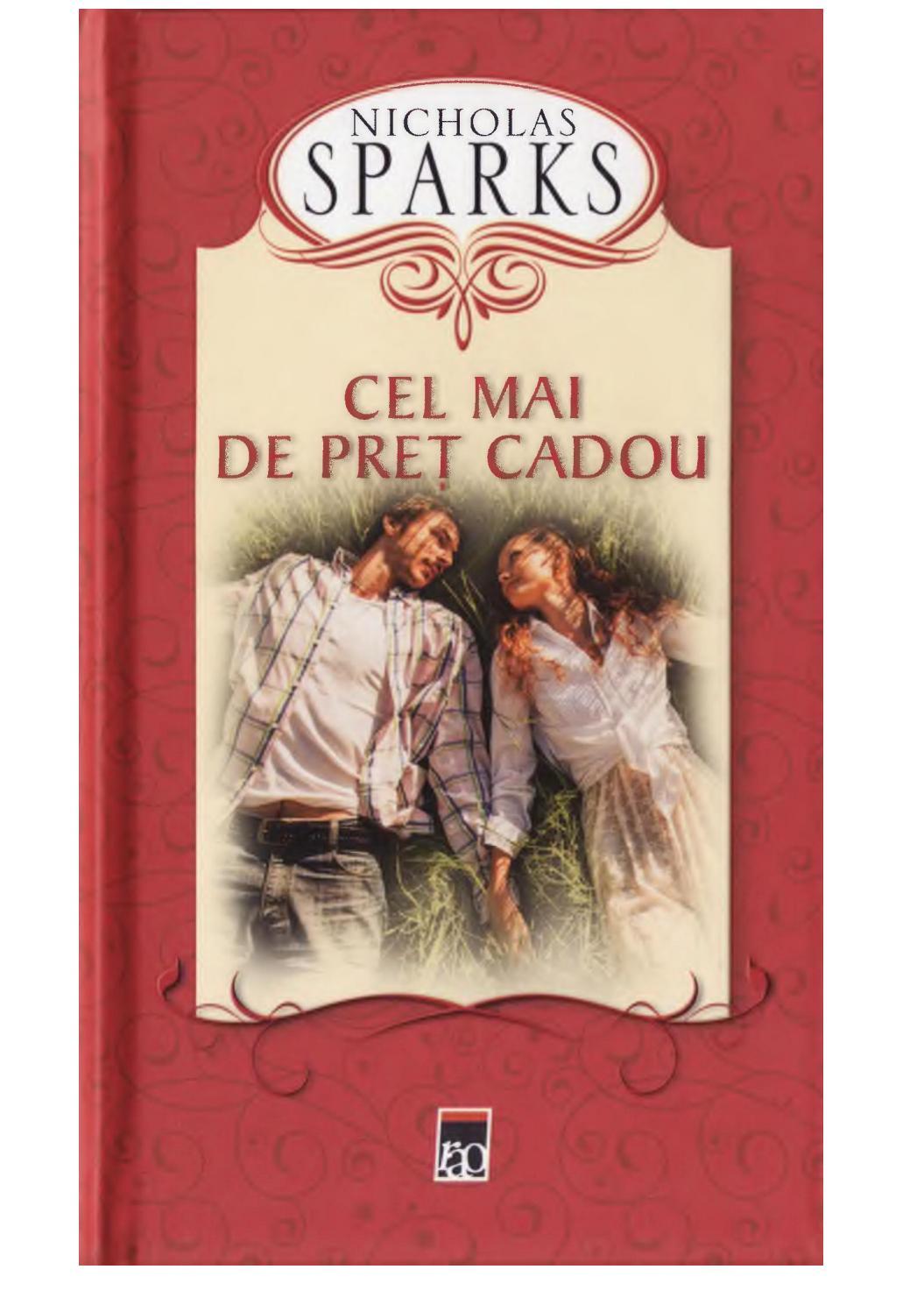 Nicholas Sparks Cel Mai De Pret Cadou By Ana Issuu