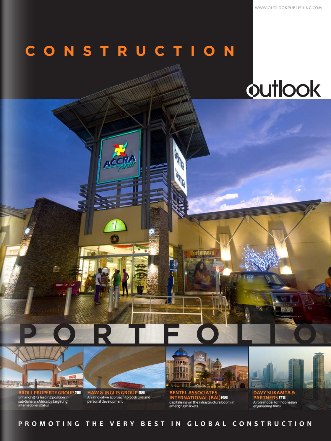 Outlook Portfolio - Construction by Outlook Publishing - Issuu