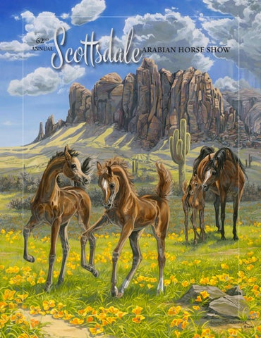 2017 Scottsdale Show Program Complete By Arabian Horse Times Issuu