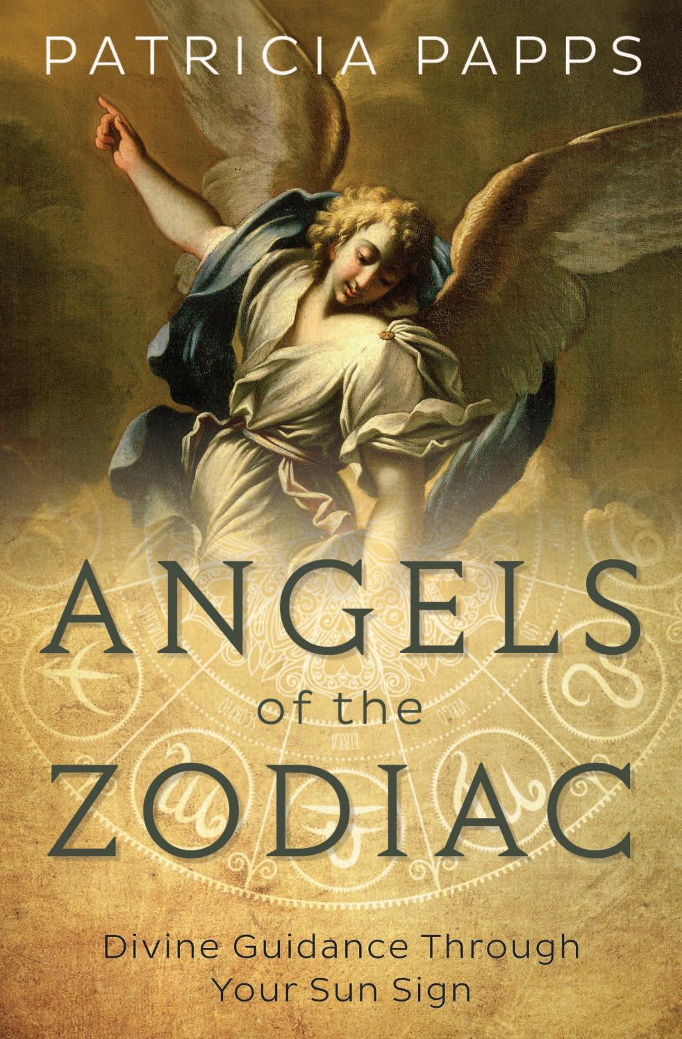 Angels of the Zodiac, by Patricia Papps by Llewellyn