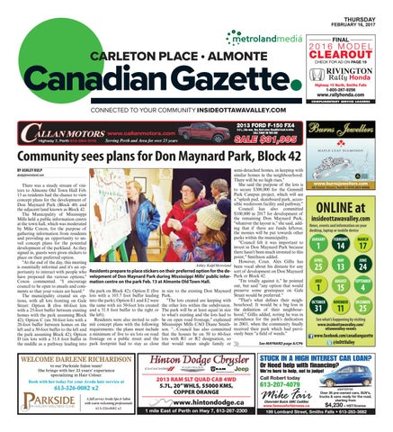 Almontecarletonplace021617 by metroland east almonte carleton page 1 fandeluxe Image collections