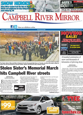 Campbell River Mirror, February 17, 2017 by Black Press - issuu