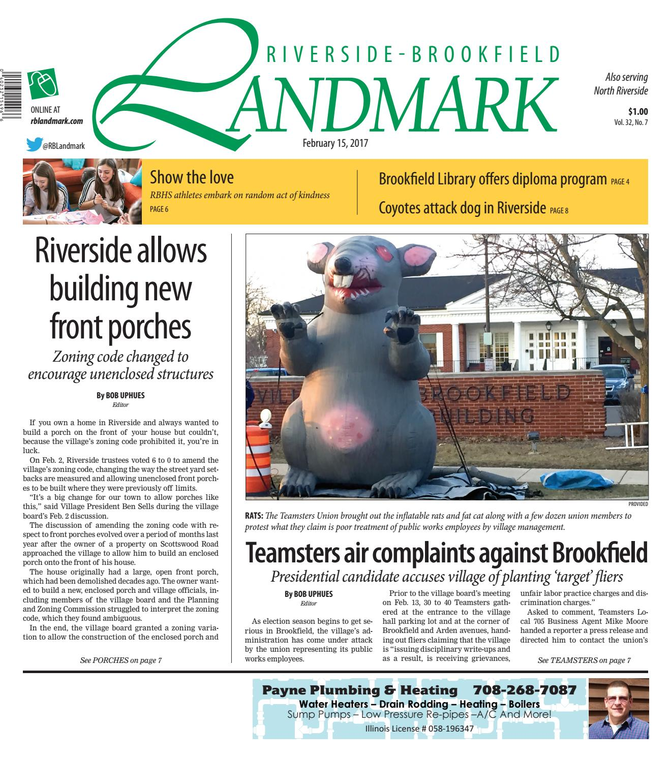 Landmark_021517 by Wednesday Journal - issuu