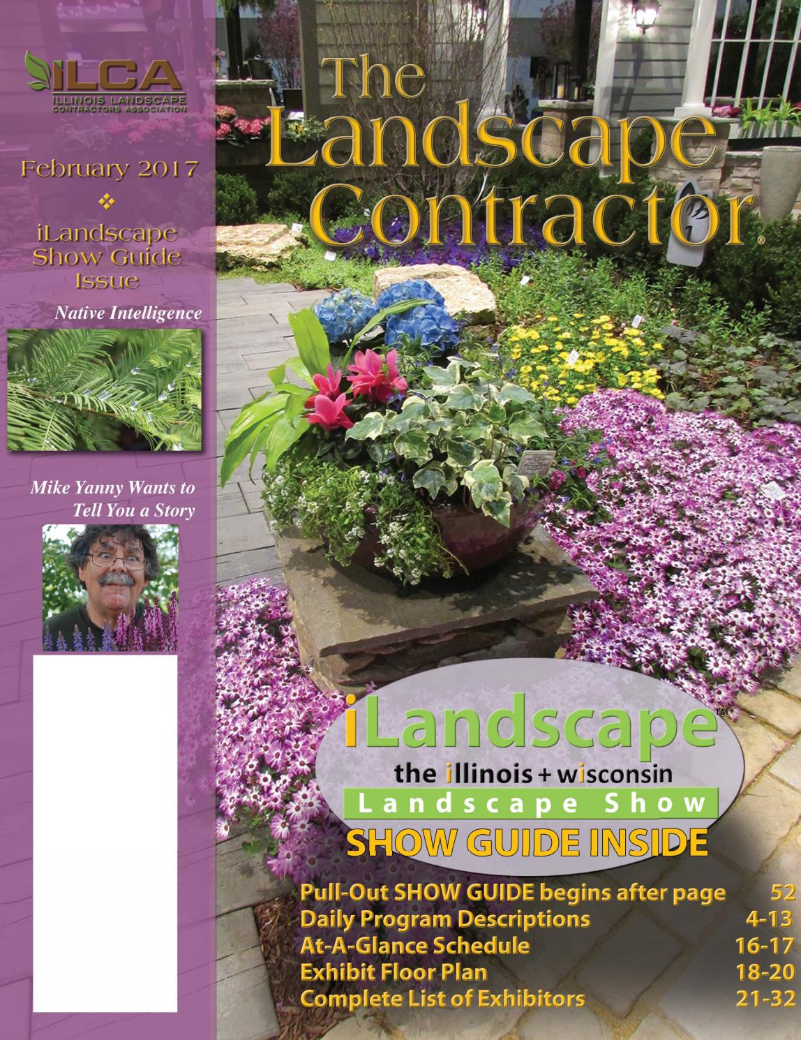 The Landscape Contractor magazine FEB.17 Digital Edition iLandscape Issue  by Association Publishing Partners - issuu
