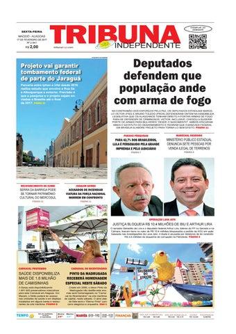 a6fd898a58 Edição número 2841 - 17 de fevereiro de 2017 by Tribuna Hoje - issuu