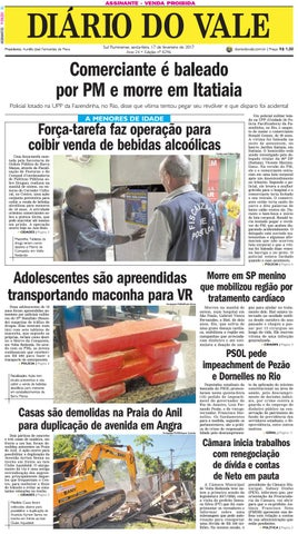 66d9ac10ebc 8296 diario do vale sexta feira 17 02 2017 by Diário do Vale - issuu