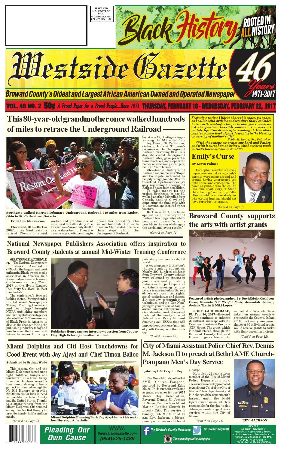 4f9f30767efff The Westside Gazette by westside gazette - issuu