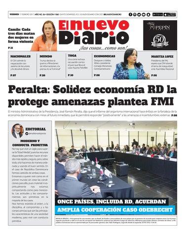El Nuevo Diario by El Nuevo Diario - issuu 870d90f67484