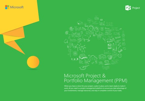 Ms project brochure pdf by epubepub - issuu