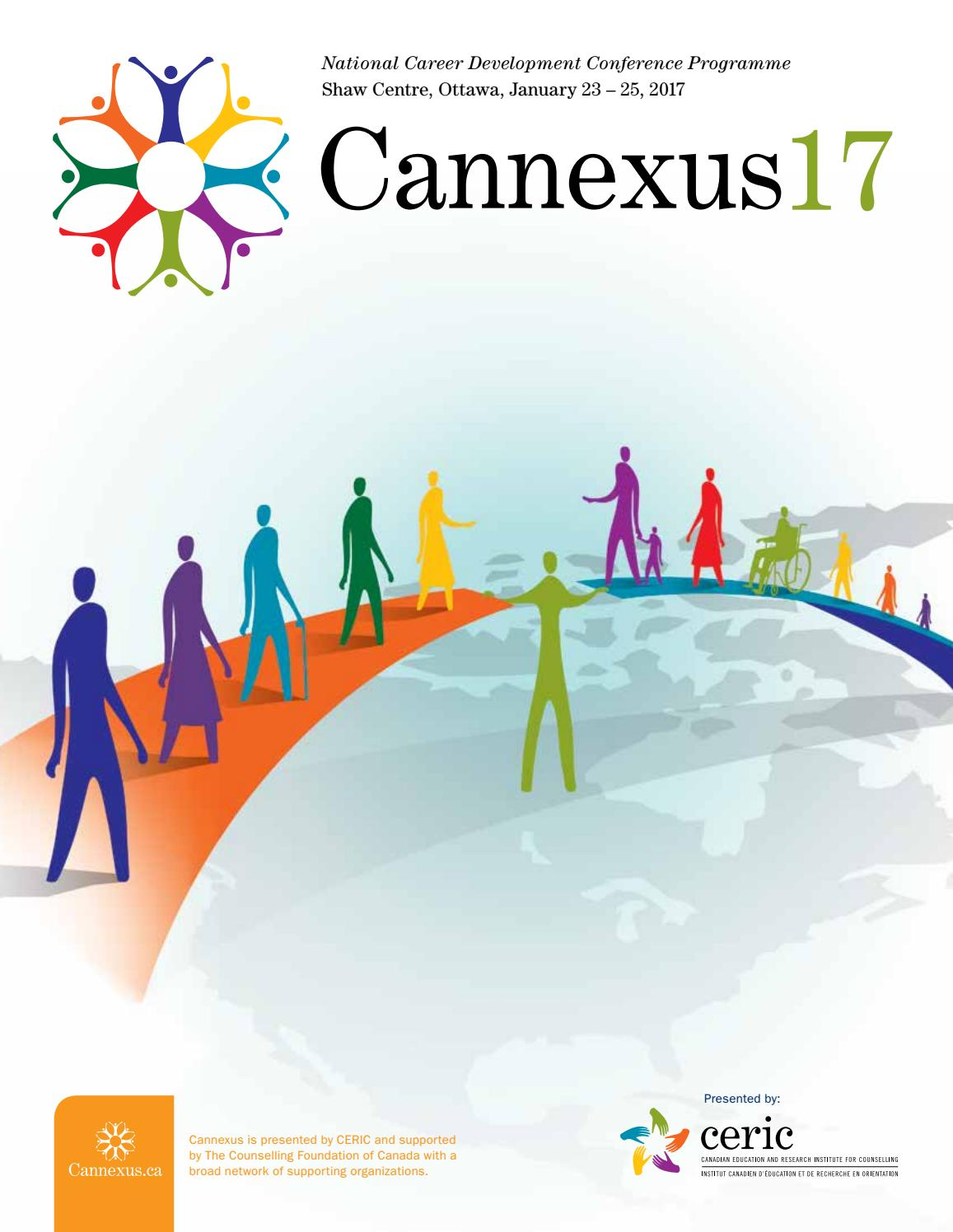 Cannexus17 Conference Programme (ENG) by Communicreations Marketing ...