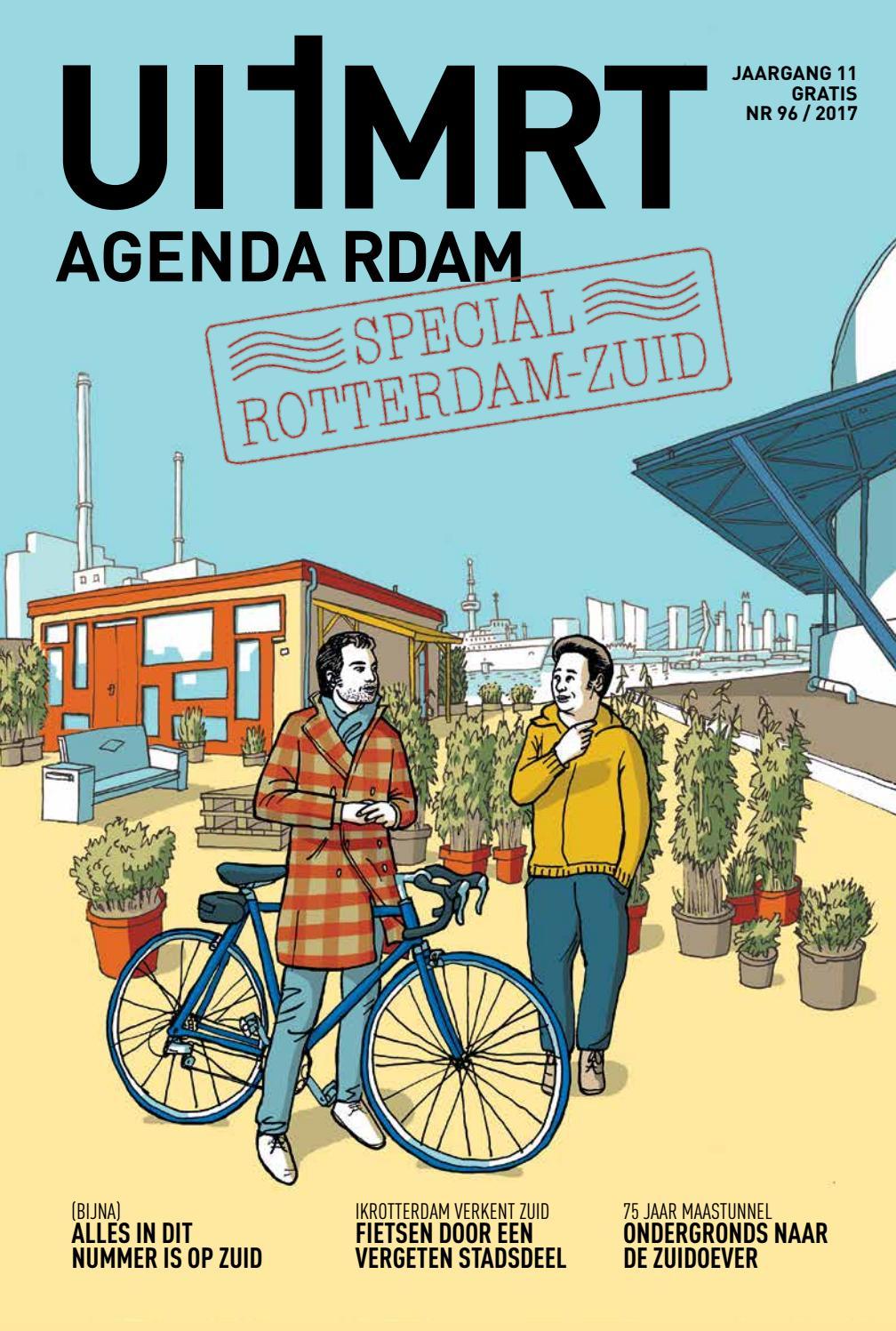 Uitagenda magazine maart 2017 by rotterdam festivals issuu for Uit agenda rotterdam
