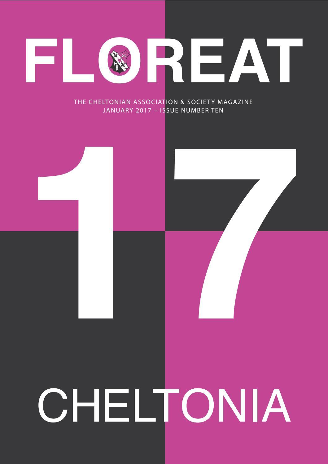 Floreat Cheltonia 2017 by Cheltenham College - issuu be6c51051