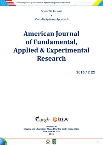American Journal of Fundamental 31c7be33cc7ed