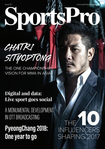 a02ba6bce SportsPro Magazine Issue  92 by SportsPro Media - issuu