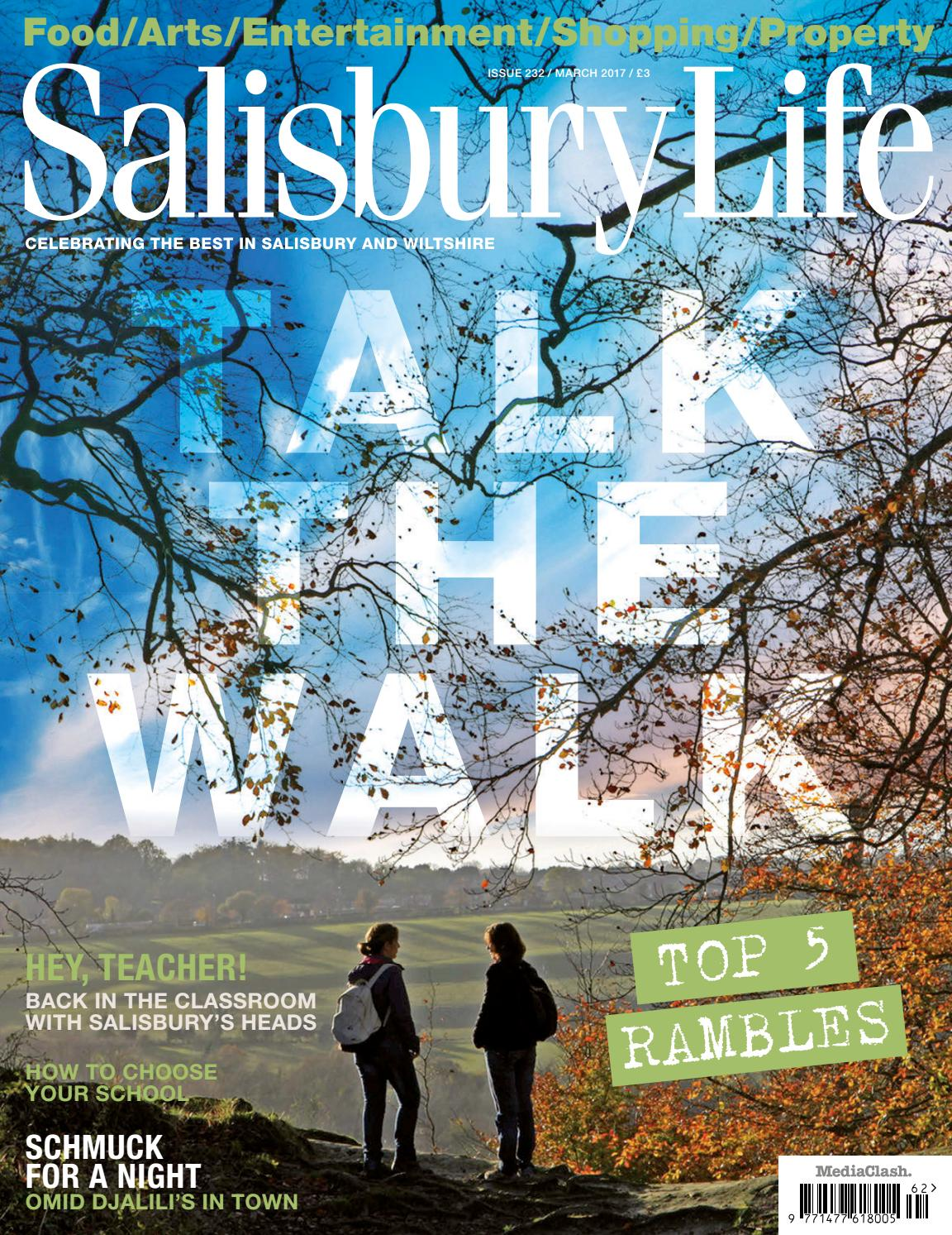 Salisbury Life – issue 232 by MediaClash - issuu