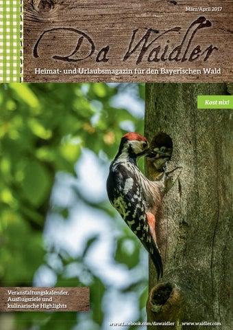 Da Waidler - Ausgabe März/April 2017 by Druck & Service Garhammer ...