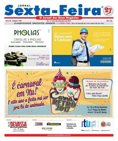 09725e15ac8a3 Jornal Sexta Feira, Itu, Edicao 1438 by Jornal Sexta Feira - issuu
