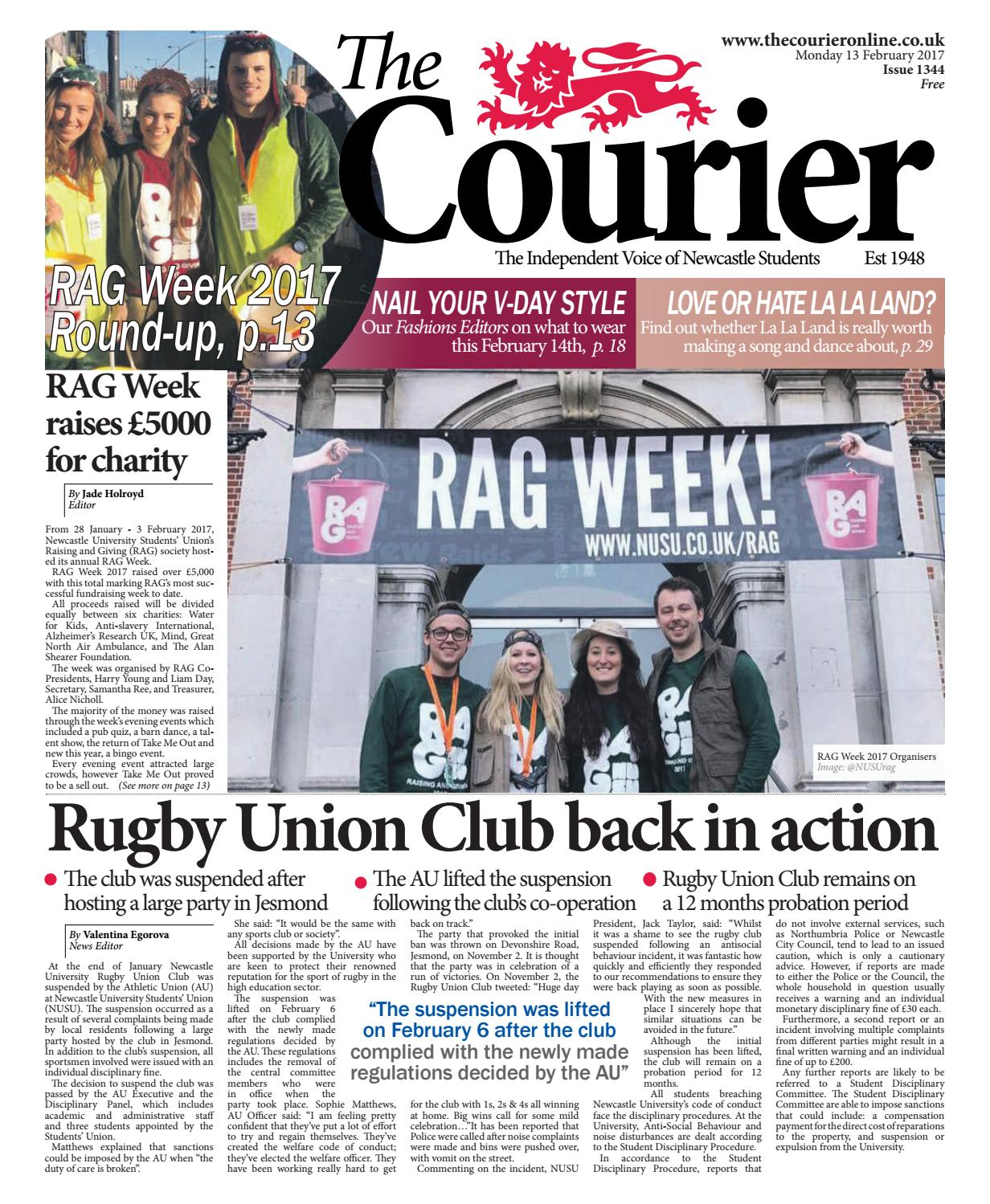 Courier 1344 by The Courier Online - issuu ec4bc2b59