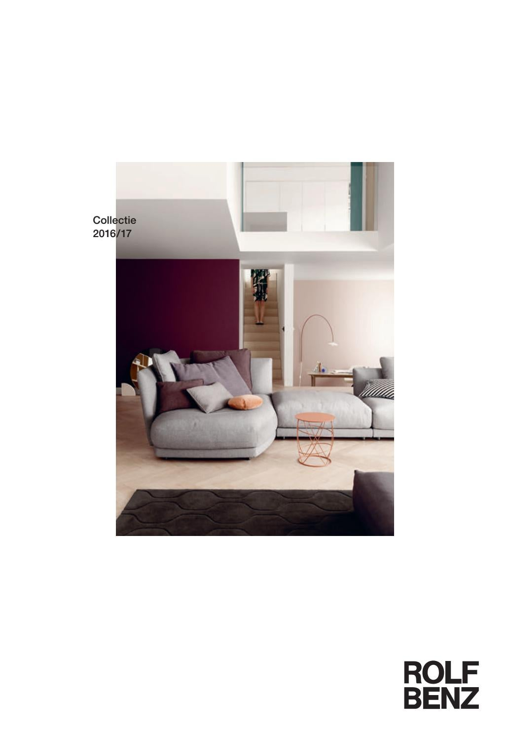 Rolf Benz Relaxfauteuil 577.Rolf Benz Catalogus 2016 2017 By Home Center Issuu