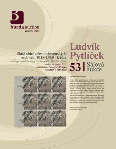 29cae6328 JUBILEE PUBLIC AUCTION 50 - MAY 21-22 by Burda Auction s.r.o. - issuu
