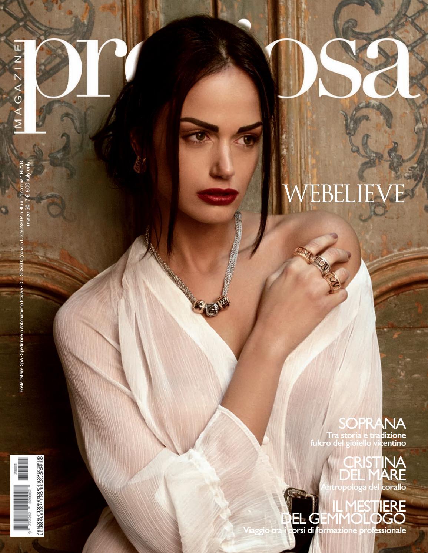 Preziosa magazine n.1 2017 by GOLDEN AGENCY - issuu 3e6e80611a7