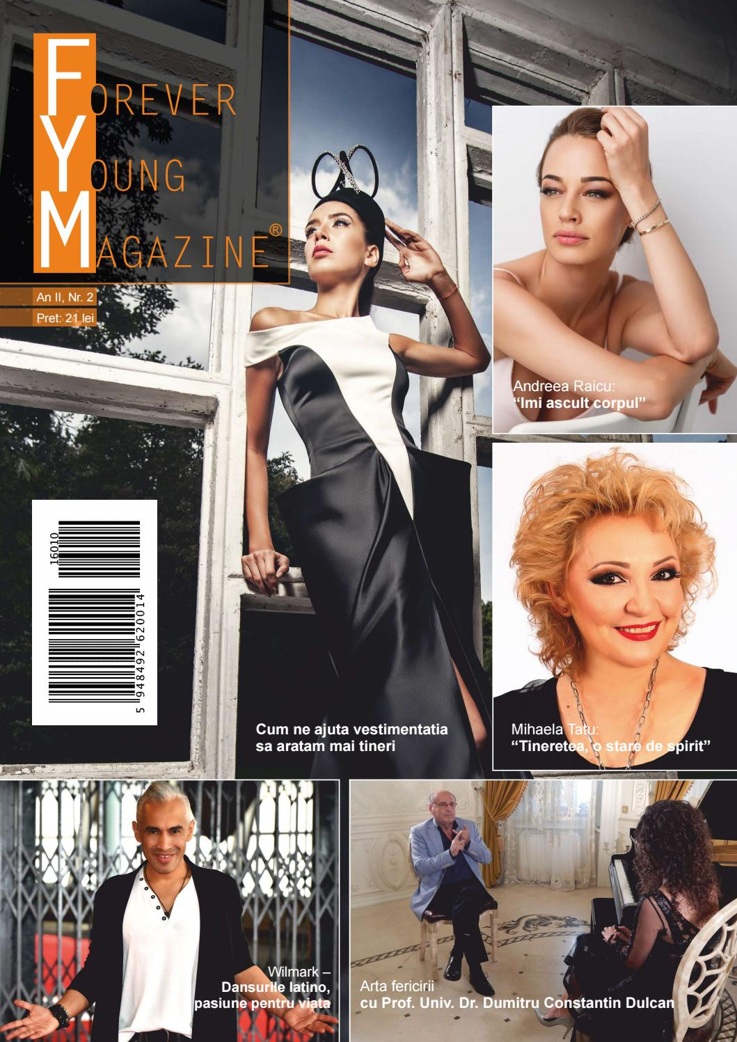 Forever Young Magazine nr. 2 by Forever Young Magazine - issuu