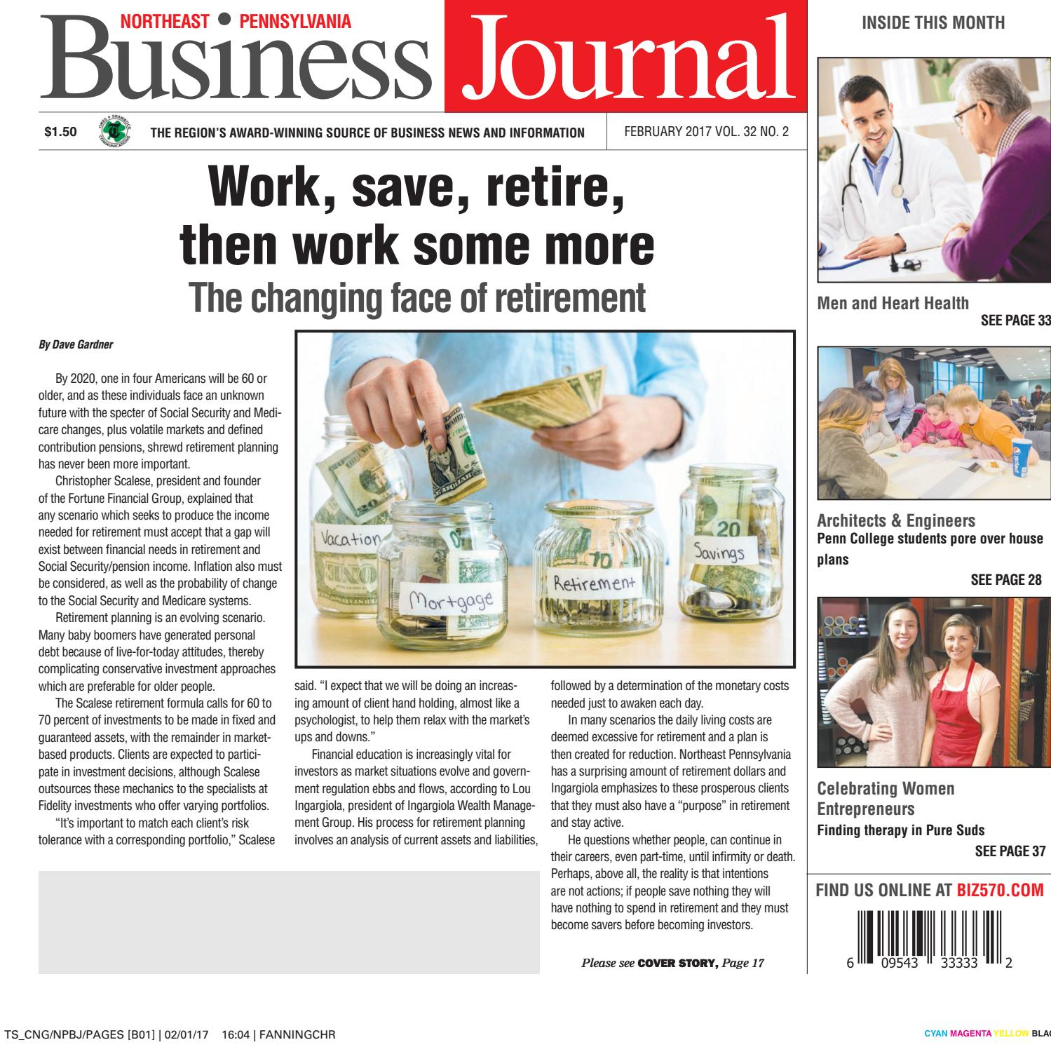 Northeast Pennsylvania Business Journal--02-17 by CNG