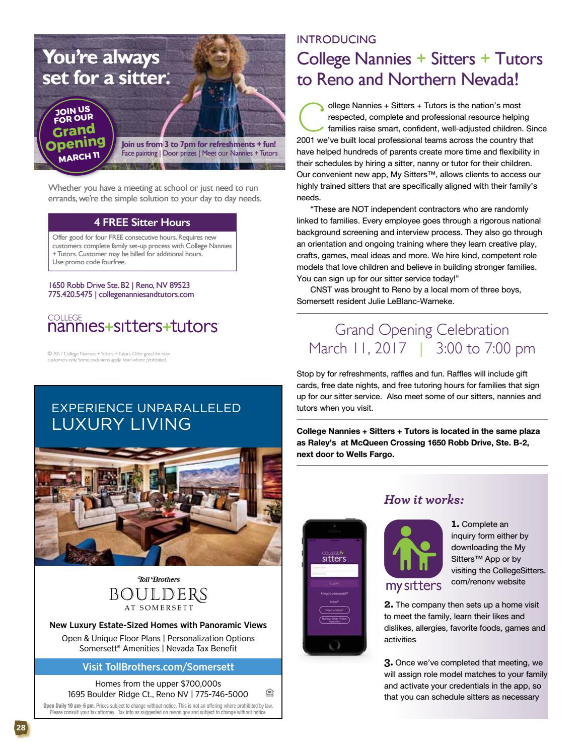 March/April 2017 Somersett Living by Just Imagine Marketing