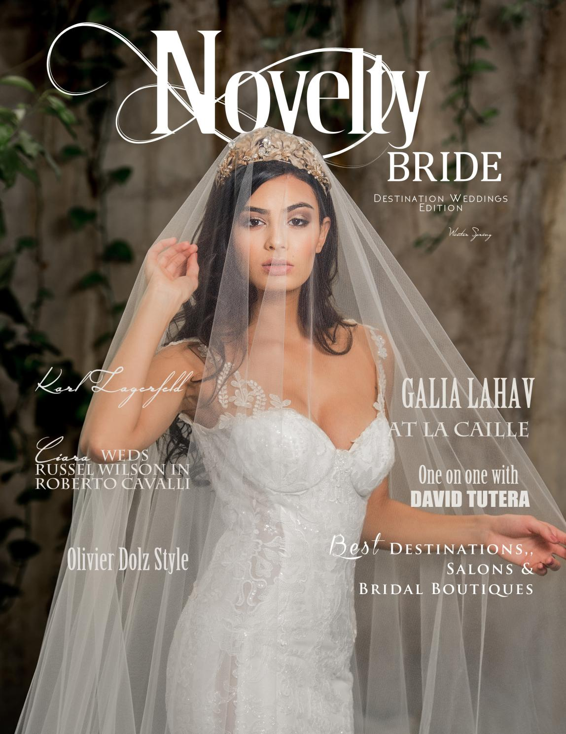 Novelty Bride Destination Weddings Edition VOL18 by Novelty Luxe ...