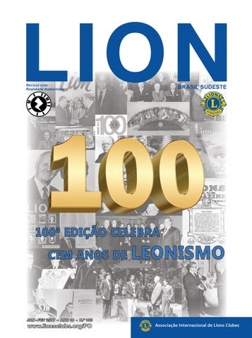 Lion brasil sudeste 100 by revista lion brasil sudeste issuu page 1 fandeluxe Images