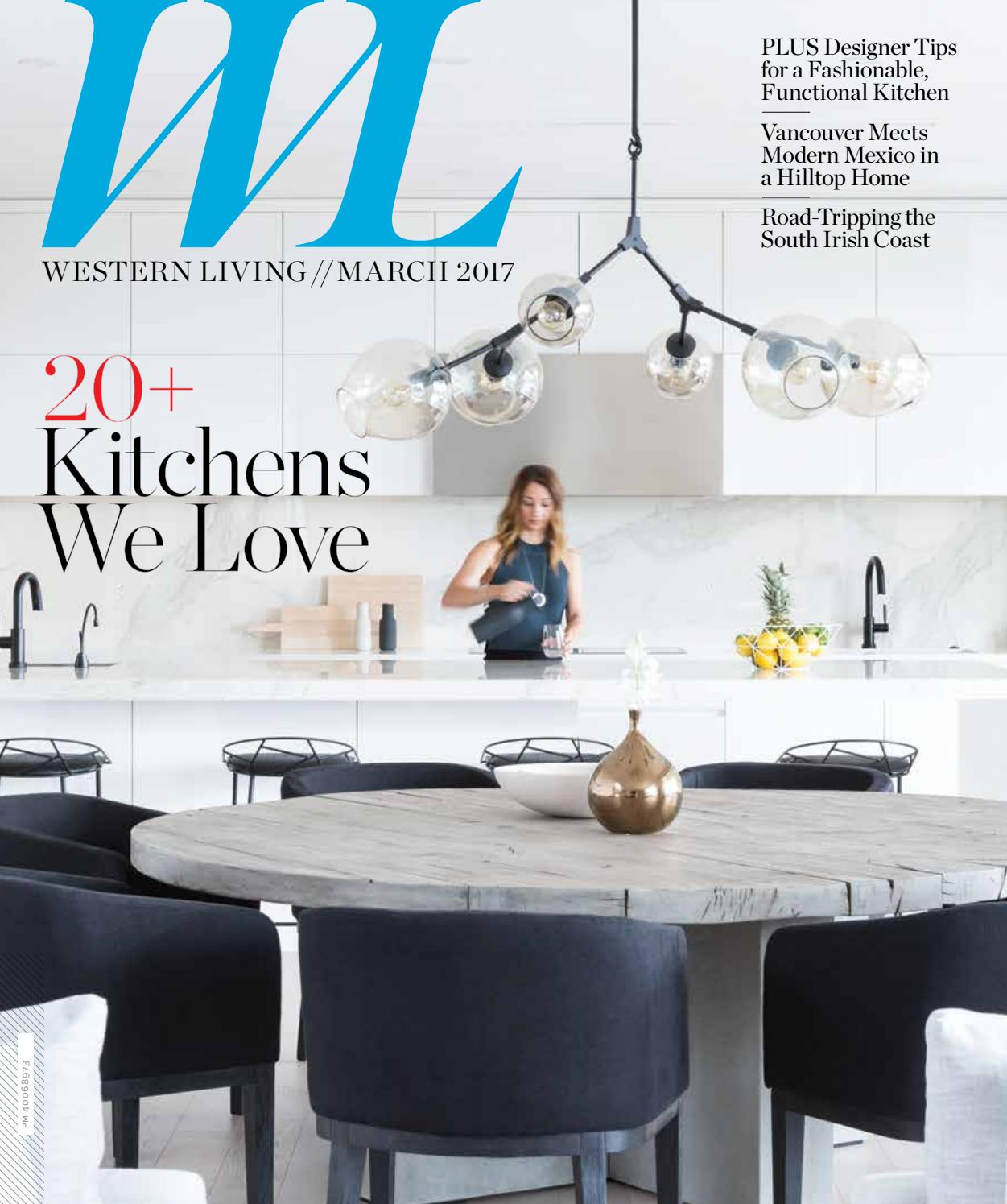 Western Living BC, March2017 By NextHome