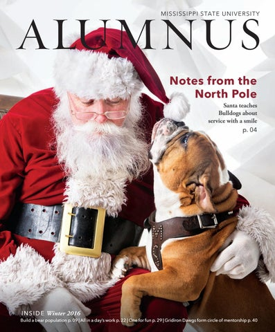 58c4f2b82e451 ALUMNUS Winter 2016 - Mississippi State University by MSSTATE - issuu