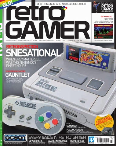 Retro Gamer nº 023 by Revistas Clássicas de Games - issuu