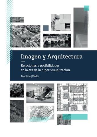 Tesis arquitectura by agustina maifa issuu for Tesis de arquitectura ejemplos